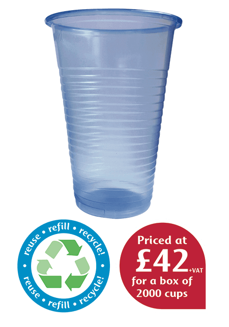 7oz Plastic Recyclable Watercooler Cup