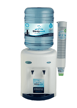 Avalanche Countertop Bottled Watercooler