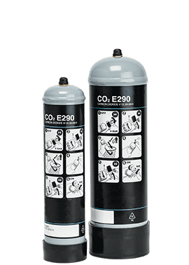 CO2 Sparkling Water Canisters